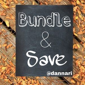 Bundle save